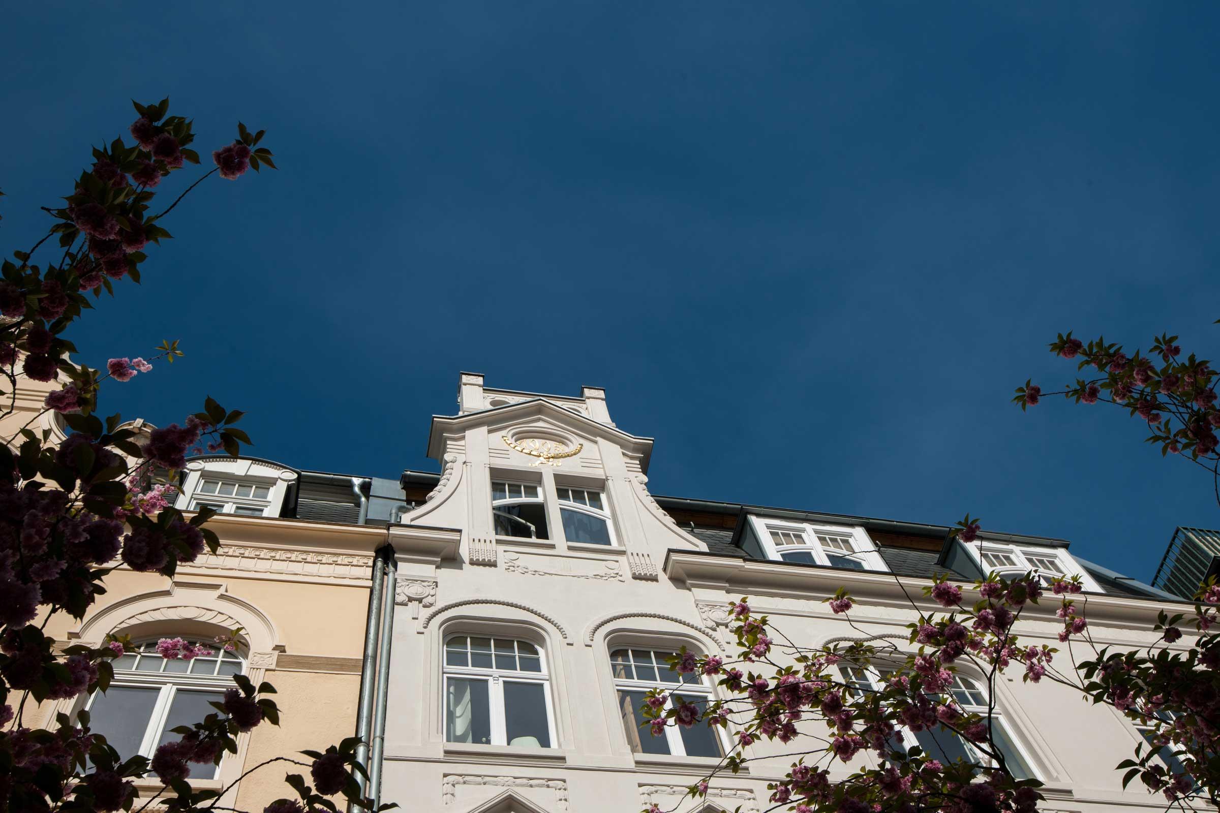 Fassadenwettbewerb