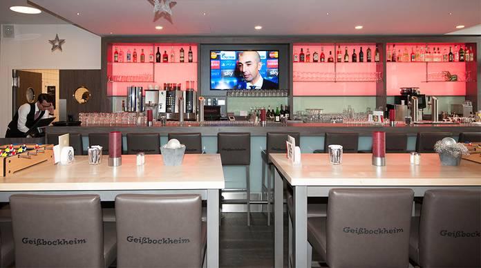 restaurant gei bockheim stuck linden. Black Bedroom Furniture Sets. Home Design Ideas