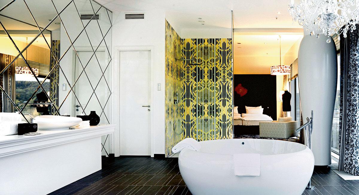 Kameha Grand Bonn Badezimmer