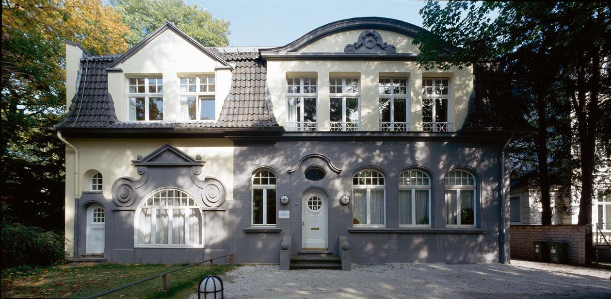 Stuckgeschäaft Linden in Bonn, diverse Projekte und Referenzen, Fassaden, Innenausbau, Denkmalschutz